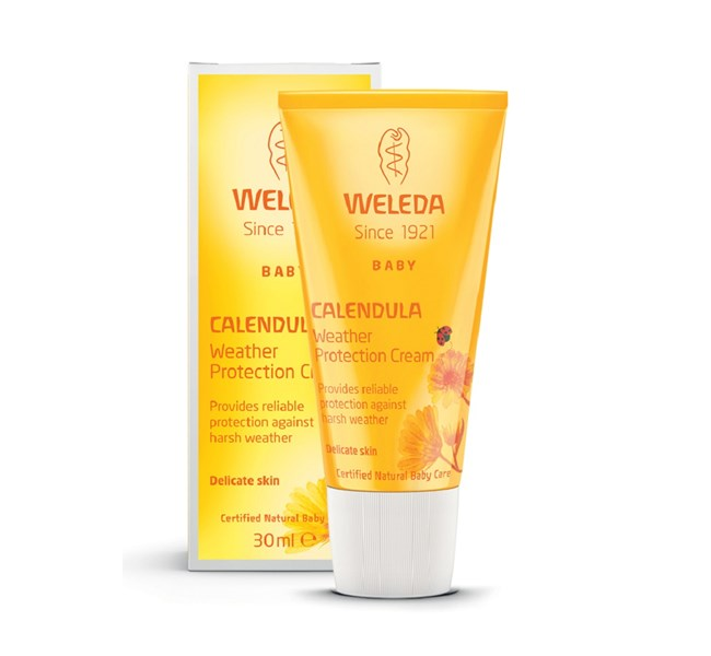 Baby Calendula Weather Protection Cream