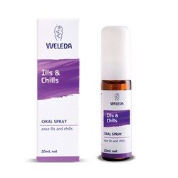 Ills & Chills Oral Spray