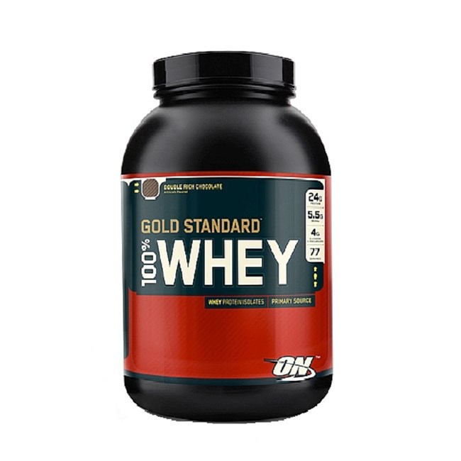 100% Gold Standard Whey - Double Rich Choc