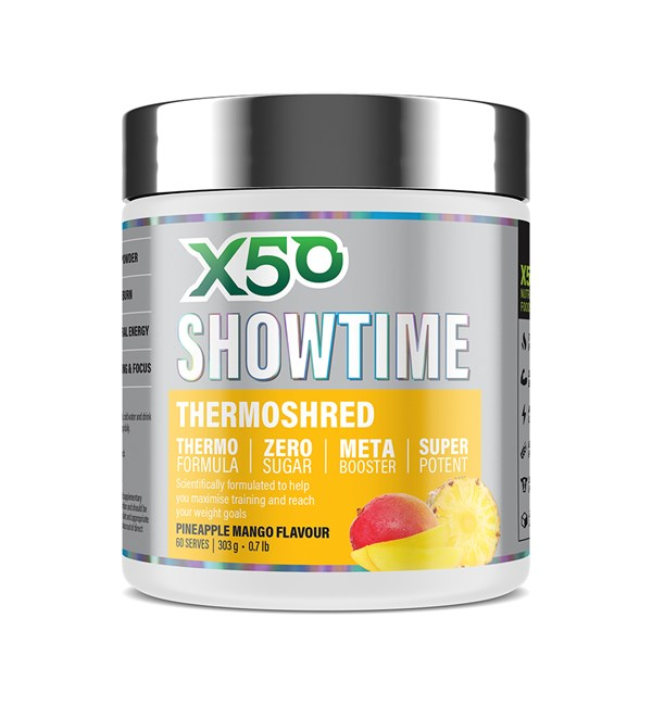 Showtime Thermo Fatburner Pineapple Mango