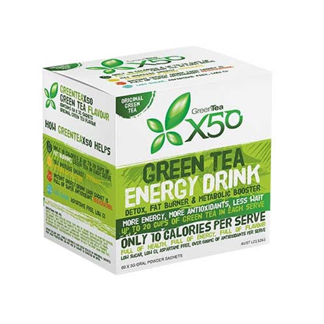 Green Tea Energy Drink - Original