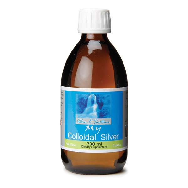 My Colloidal Silver