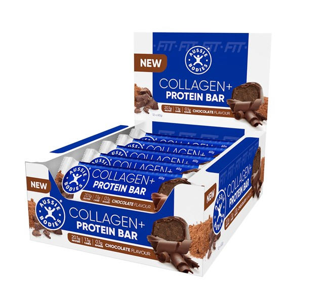 Collagen Protein Bar Chocolate