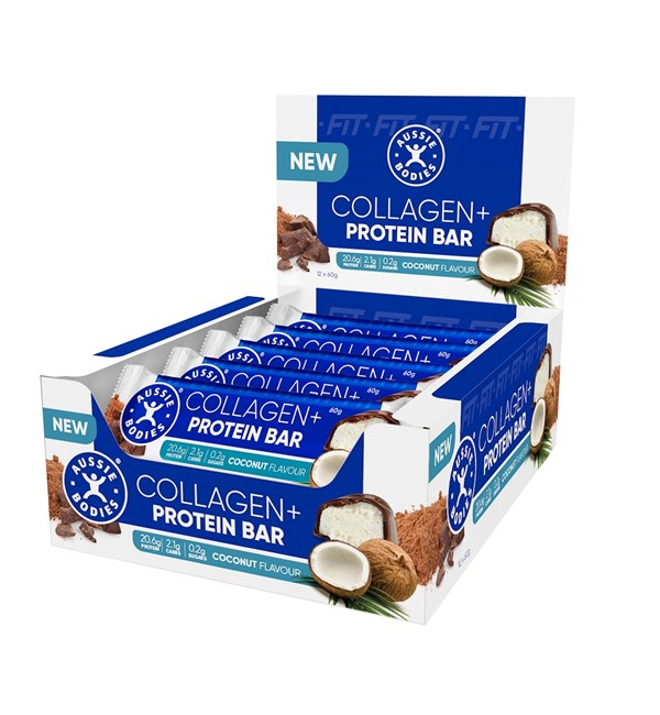 Collagen Protein Bar Coconut