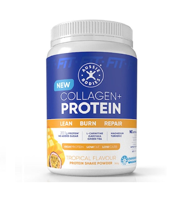 Collagen+ Protein - Tropical