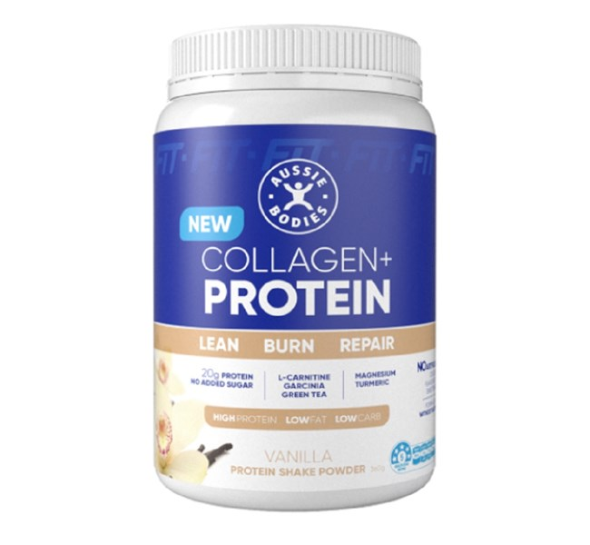 Collagen+ Protein - Vanilla