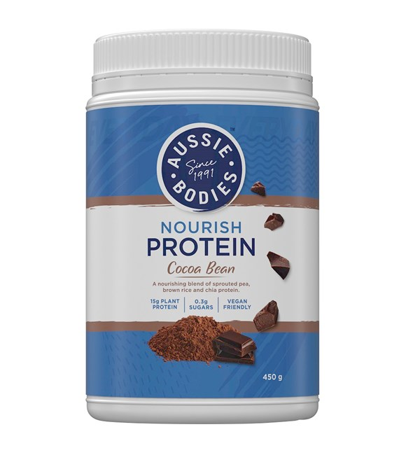Nourish Protein Cacao Bean