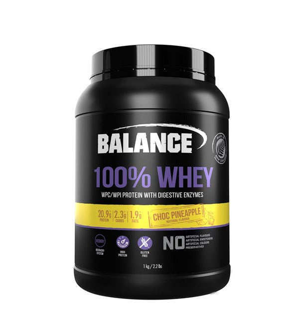 100% Whey - Choc Pineapple