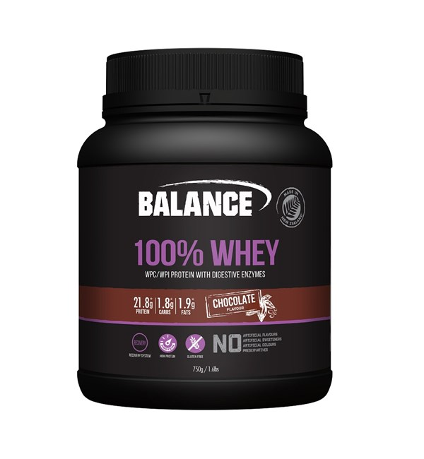 100% Whey Chocolate