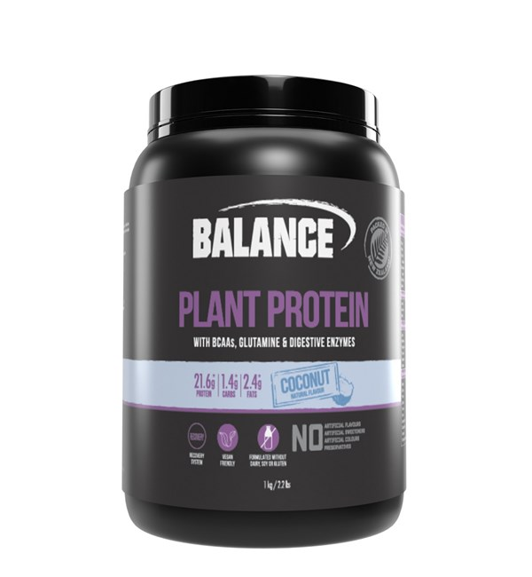 Plant Protein - Coconut