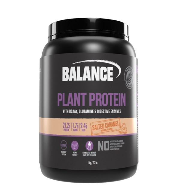 Plant Protein - Salted Caramel
