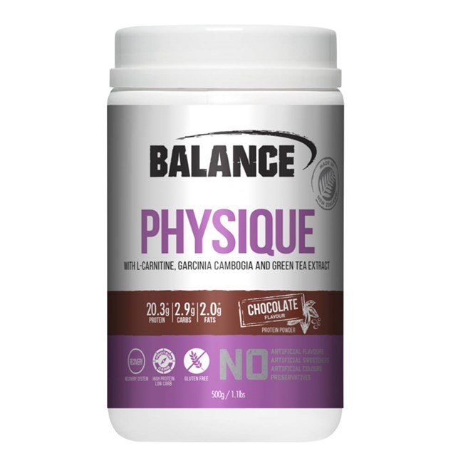 Physique Chocolate