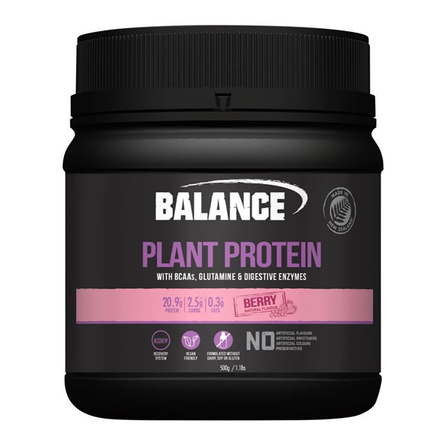 Naturals Plant Protein - Berry