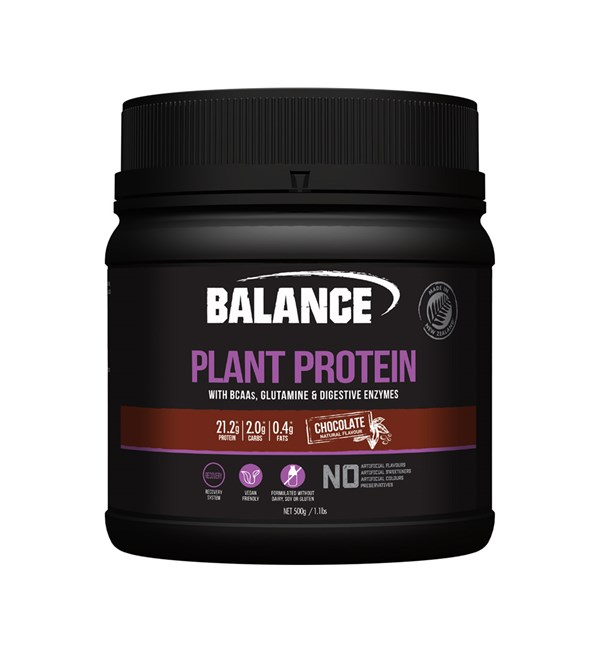 Naturals Plant Protein - Chocolate