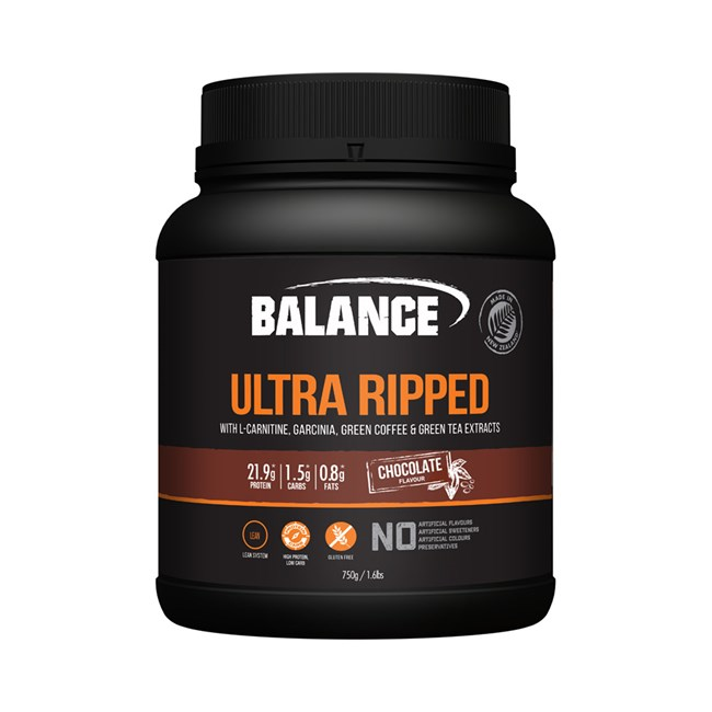 Naturals Ultra Ripped - Chocolate