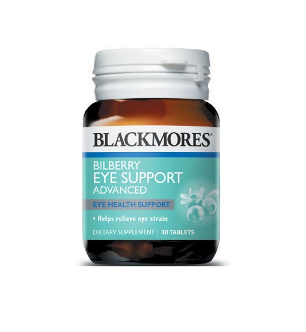 Bilberry Eye Support Advanced