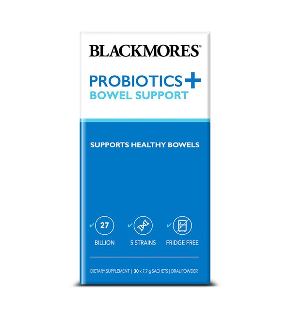 Probiotics+ Bowel Support