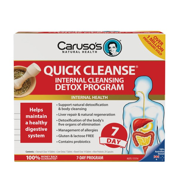 Quick Cleanse - 7 Day Detox
