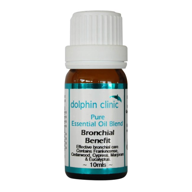 Bronchial Benefit Essential Oil Blend