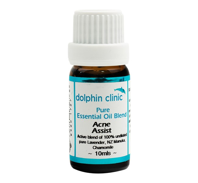 Acne Assist Essential Oil Blend