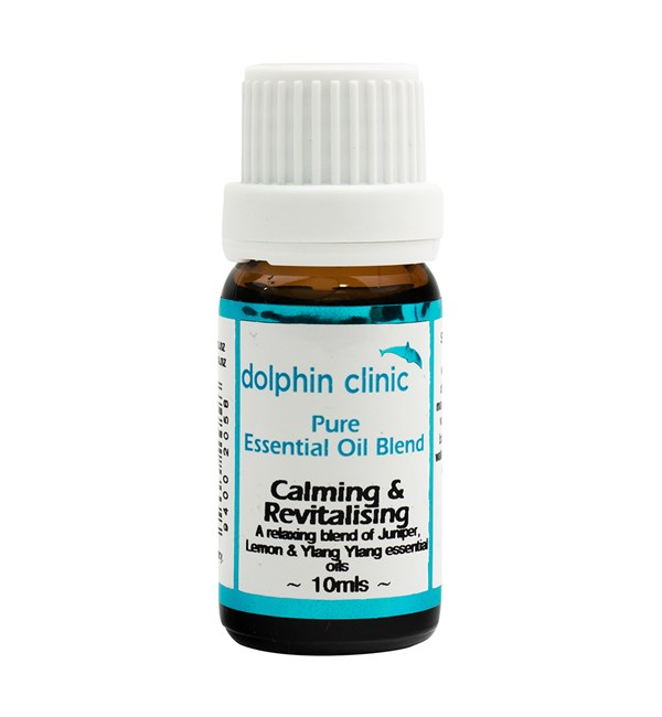 Calming & Revitalising Essential Oil Blend