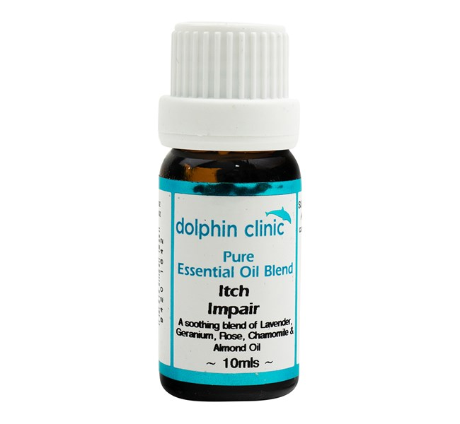 Itch Impair Essential Oil Blend