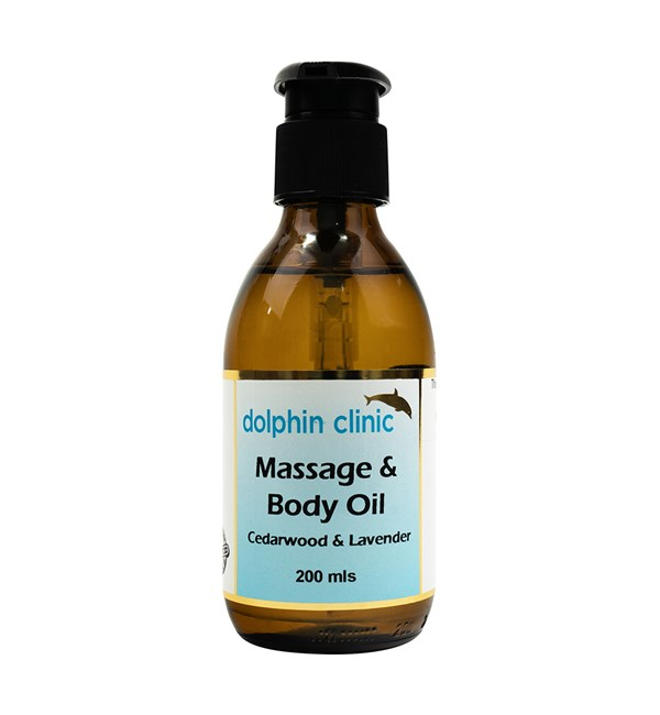 Massage & Body Oil - Cedarwood & Lavender
