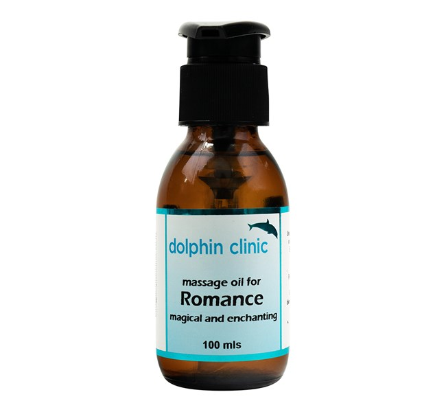 Massage Oil Romance