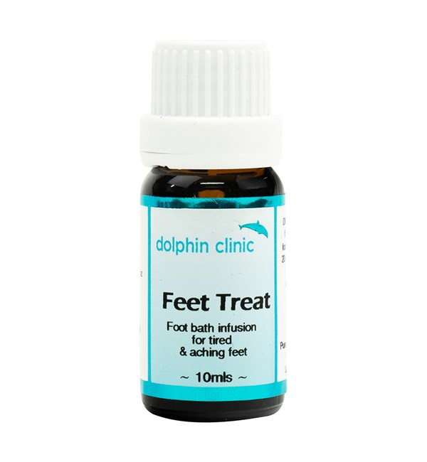 Feet Treat Essential Oil Blend