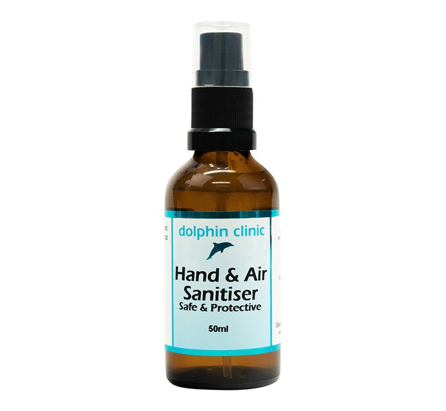 Hand and Air Sanitiser