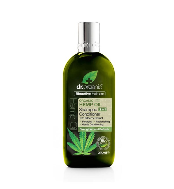 Hemp Oil 2-in-1 Shampoo and Conditioner