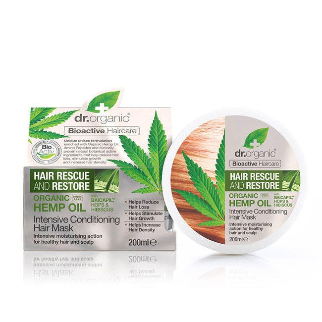 Hemp Oil Intensive Conditioning Hair Mask