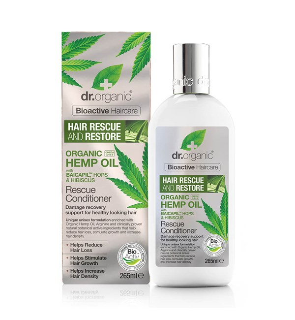 Hemp Oil Rescue Conditioner