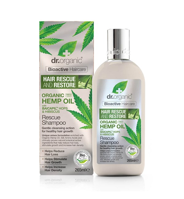 Hemp Oil Rescue Shampoo