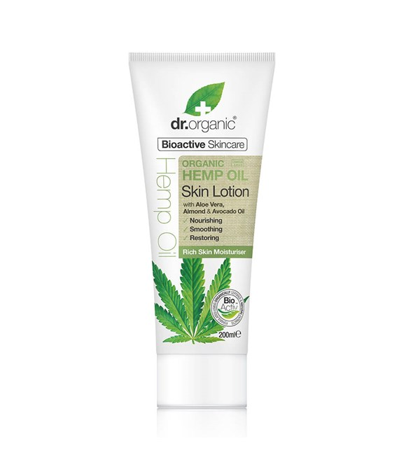 Hemp Oil Skin Lotion