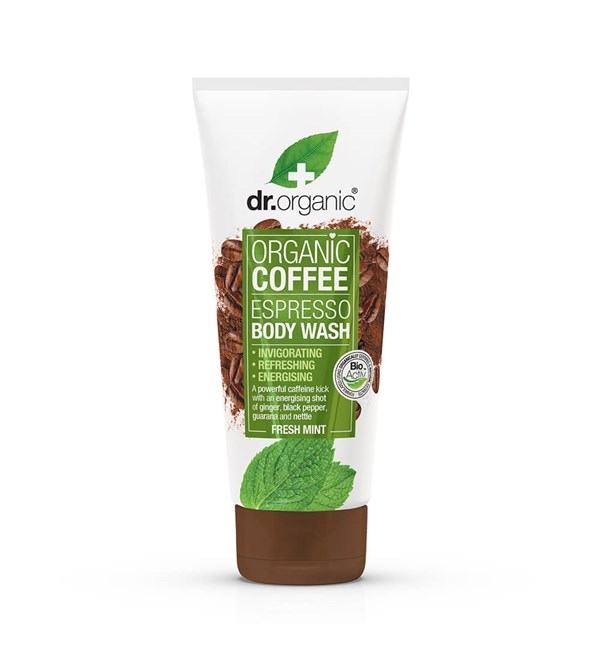 Coffee Mint Body Wash