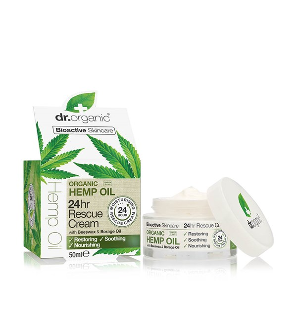 Hemp Oil 24 Hour Rescue Cream