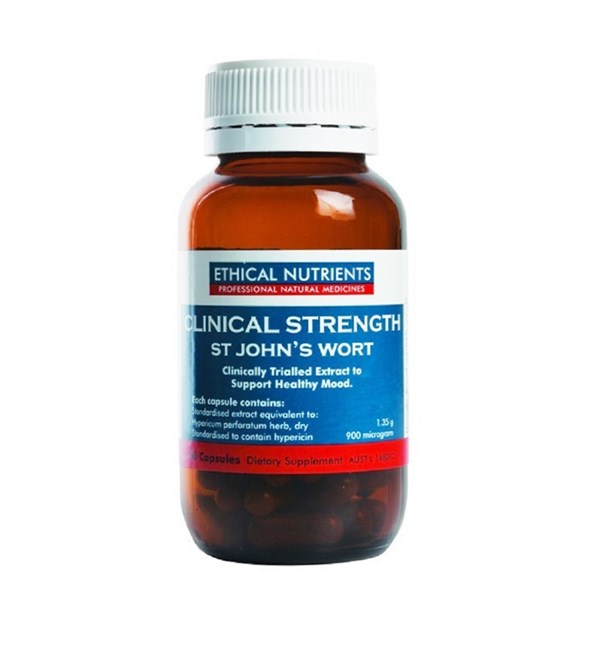 Clinical Strength St John's Wort