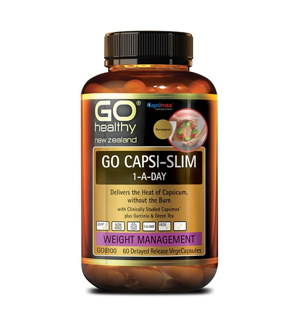 GO Capsi-Slim 1-A-Day