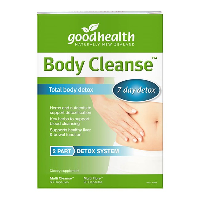 Body Cleanse 7 Day Detox