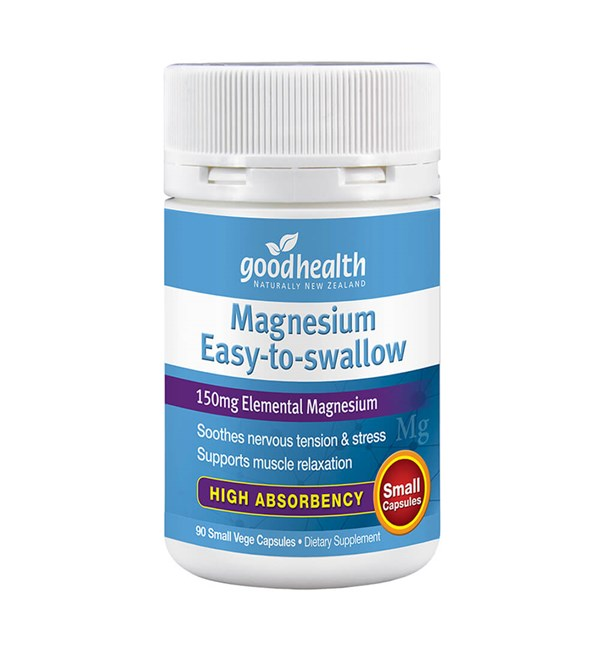 Magnesium Easy-to-Swallow