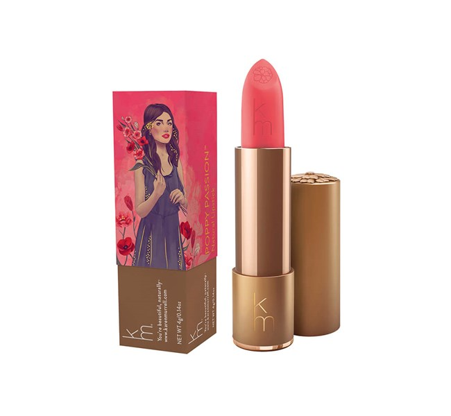Poppy Passion Lipstick