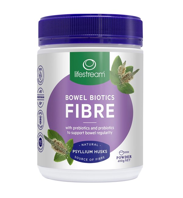Bowel Biotics Fibre Powder