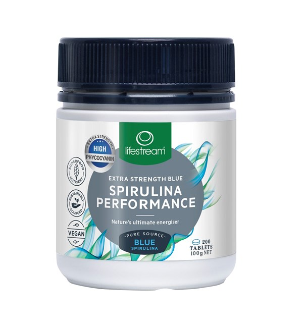Spirulina Performance