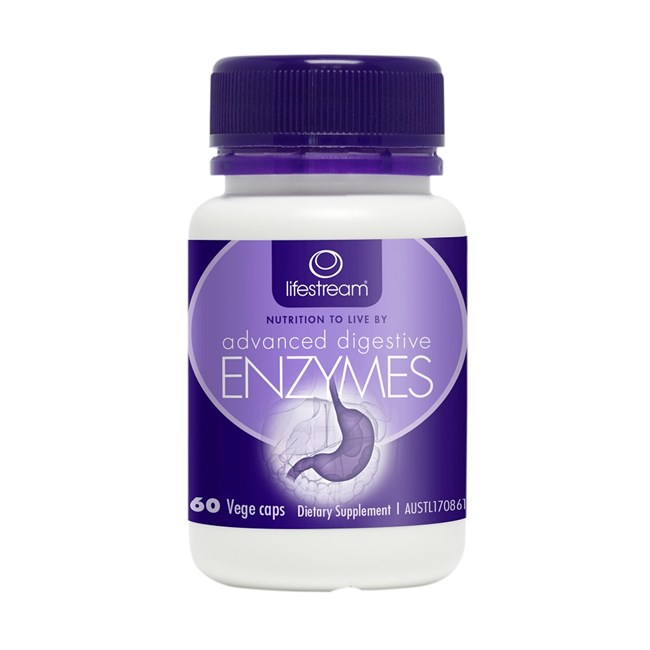 Advanced Digestive Enzymes