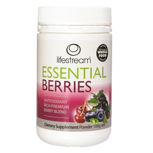 Essential Berries Powder