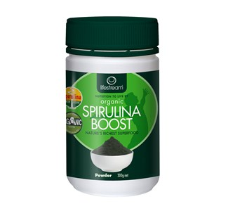Spirulina Boost Powder
