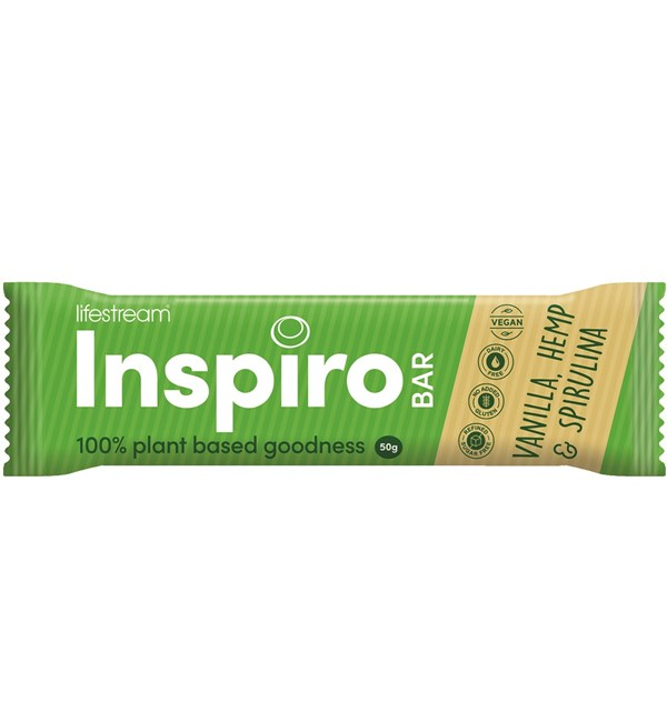 Inspiro Bar - Vanilla + Hemp