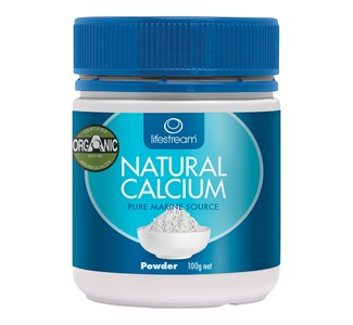 Natural Calcium Powder