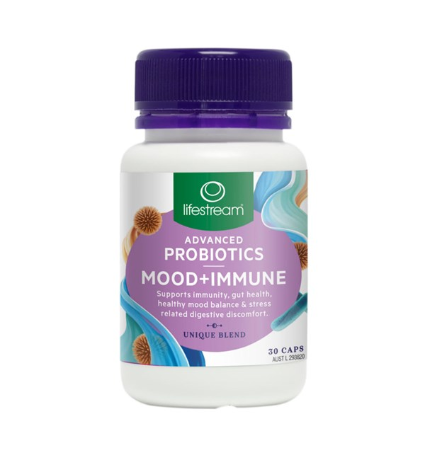 Advanced Probiotics Mood + Immune
